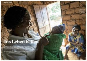 Brot für die Welt / Projektmagazin 2015-2016, April 2015