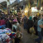 Der Bazar in der Altstadt Erbils. Erbil ist die Hauptstadt der Autonomen Region Kurdistan.